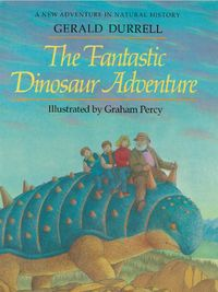 Даррелл The Fantastic Dinosaur Adventure