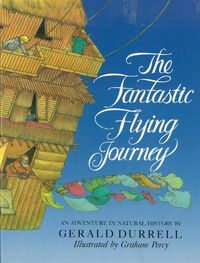 Даррелл The Fantastic Flying Journey