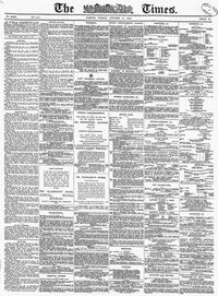 The Times 1912 10 11